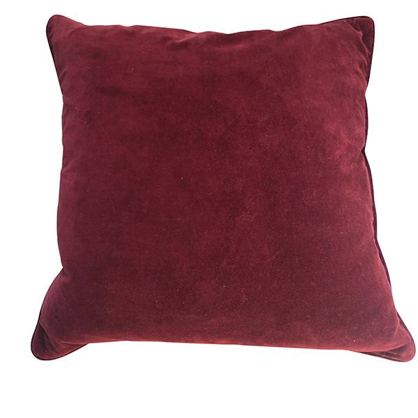 cushion cover Velvet Slub Vine