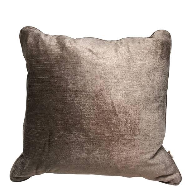 Cushion Cover Slub Velvet Sober Green